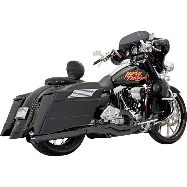【USA在庫あり】 バッサニ Bassani フルエキゾースト Road Rage II B1 95年-16年 黒 1800-1285 HD店
