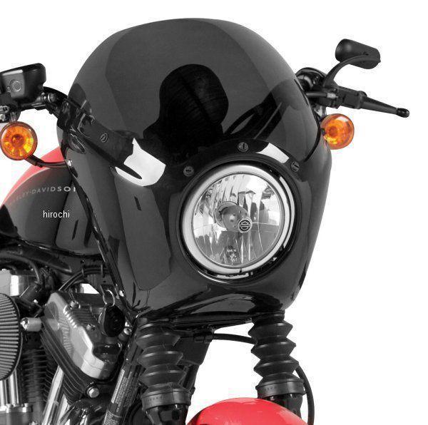 【USA在庫あり】 アレンネス Arlen Ness フェアリングキット ボルトオン 07年以降 XL1200N 黒塗装可能 06-039 HD店