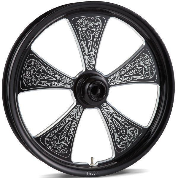 最上の品質な 032-04002 アレンネス 18インチ Ness Arlen Ness フロント FLTR、FLHT、FLHR ホイール イングレイブ 18インチ x 3.5インチ 黒 84年-99年 FLTR、FLHT、FLHR 24-508 HD店, 工藤自動車:305bbb5f --- blacktieclassic.com.au