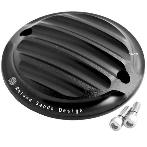 ローランドサンズデザイン RSD ノスタルジア タイマーカバー 黒つや消し 04年以降 XL 0177-2012-SMB HD店