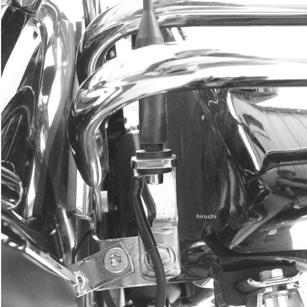 【USA在庫あり】 ピンゲル PINGEL CBアンテナ 移設キット 85年-08年 FLHT、FLHTC、FLHTCU 4402-0048 HD店