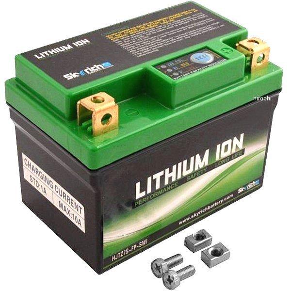 HJTZ7S-FP スカイリッチ SKYRICH リチウムイオン バッテリー YTZ7S 4950545365064 HD店