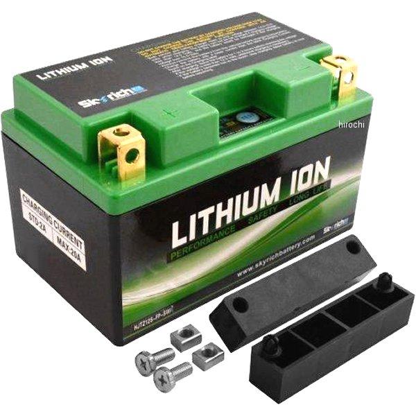 HJTZ12S-FP スカイリッチ SKYRICH リチウムイオン バッテリー YTZ12S 4950545365125 HD店