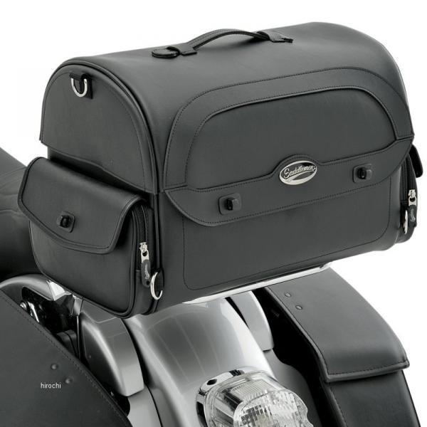 【USA在庫あり】 サドルメン Saddlemen デラックス CRUIS-N 伸縮自在 テールバッグ 3503-0056 HD店