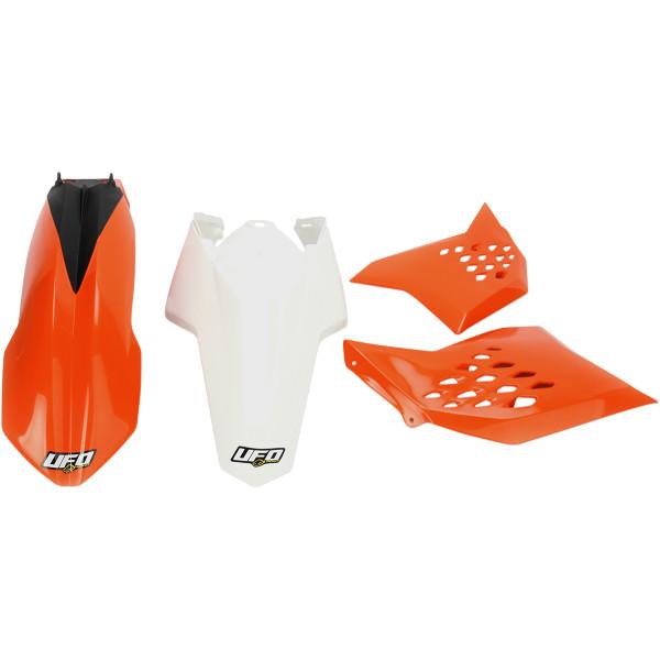 【USA在庫あり】 ユーフォープラスト UFO PLAST 外装キット 11年 KTM OEM 1403-0900 HD店