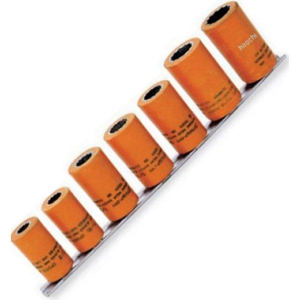 スナップオン Snap-on 非導電性コンポジット ソケット HD店 12ポイント 3/8インチ スクエアドライブ 7点 207CFDSY 12ポイント セット 207CFDSY HD店, フレームワークス:52c61e5f --- coamelilla.com