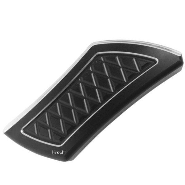 【USA在庫あり】 エディ トロッタデザイン Eddie Trotta Designs ブレーキ ペダル カバー 02年以降 FL ROLEX 黒 1610-0361 HD