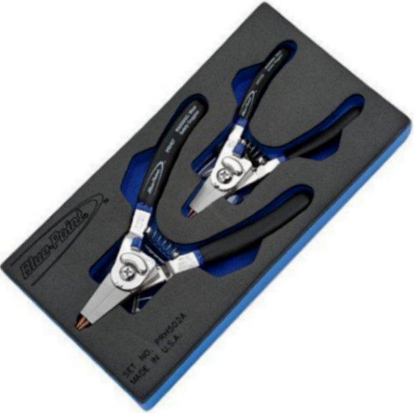 スナップオン Snap-on ブルーポイント リテーニングリング 交換チップ/コンバーチブル プライヤー (2個入り) PRH502A HD店