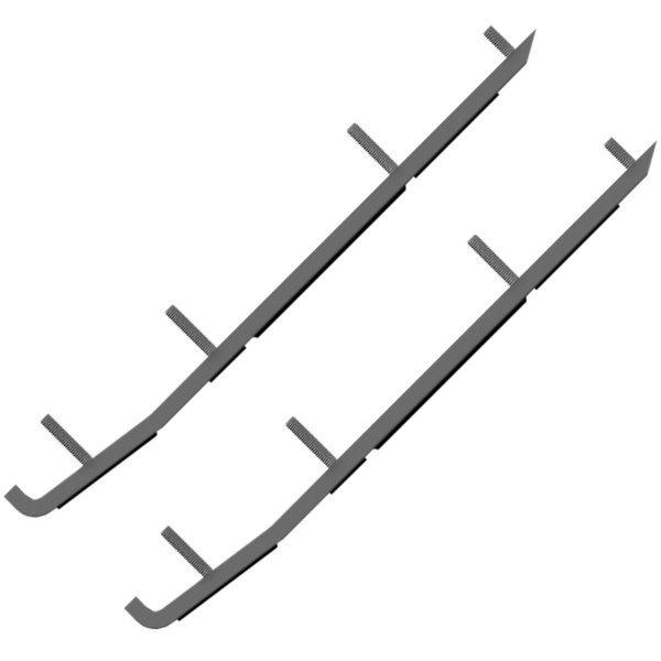 【USA在庫あり】 ウッディーズ(WOODY'S) ランナー 5000 ACE 6インチ(152mm) C&A Pro スキー (左右ペア) 4612-0245 HD