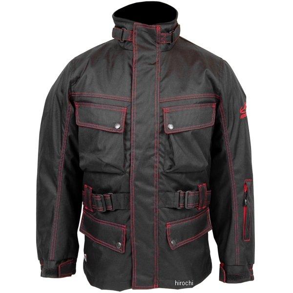 ラフ&ロード エキスパートウインタースーツ レディース 黒/赤 WLサイズ RR6515BK-RDL3 HD店