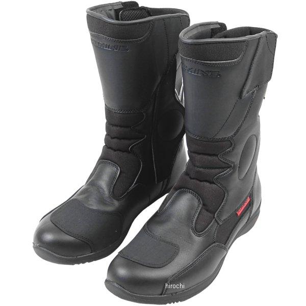 BK-069 コミネ KOMINE ゴアテックス ライディングブーツ オルティガーラ ブラック 25.0cm 4560163774843 HD店
