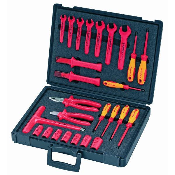 クニペックス KNIPEX 絶縁工具セット 989912-KP HD店