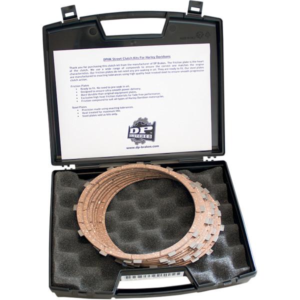 【USA在庫あり】 DPブレーキ DP Brakes フリクションプレート キット 71年-84年 XL (8個入り) 1131-0290 HD店