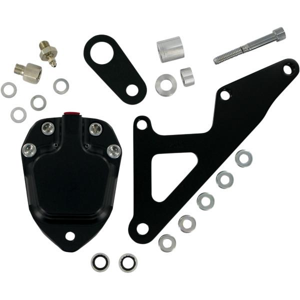 【USA在庫あり】 GMA エンジニアリング GMA Engineering ブレーキ キャリパー フロント 74年-77年 XL、FX スムース 黒 1701-0226 HD