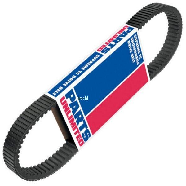 【USA在庫あり】 Parts Unlimited ベルト シュプリーム TC ポラリス 138-4716U3、1-25/64