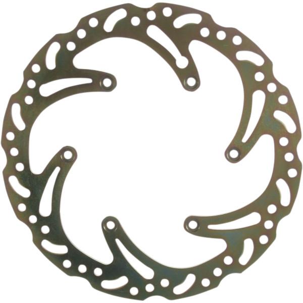 【USA在庫あり】 EBC(イービーシー) ブレーキディスクローター MXコンツアー 直径260mm フロント 92年-11年 KTM、フサベル スチール 1711-0061 HD