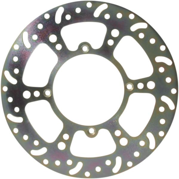 【USA在庫あり】 EBC(イービーシー) ブレーキディスクローター 直径250mm フロント 89年-07年 KLX、KX、KDX スチール MD6015D HD