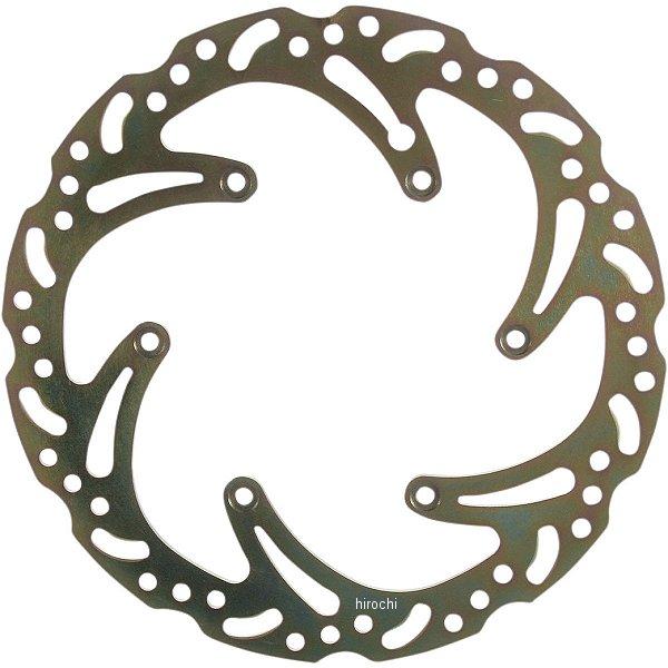 【USA在庫あり】 EBC(イービーシー) ブレーキディスクローター 直径245mm リア 89年-10年 ヤマハ、スズキ、カワサキ スチール MD6190D HD