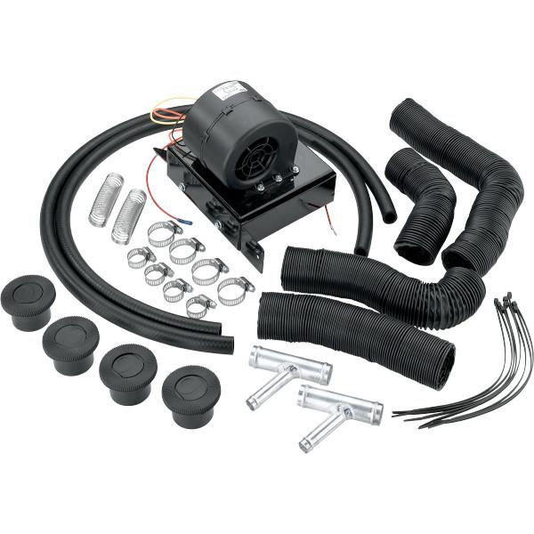 【USA在庫あり】 ムース MOOSE Utility Division キャビンヒーター 10年-12年 ポラリス Ranger800XP デラックス 4510-0641 HD店