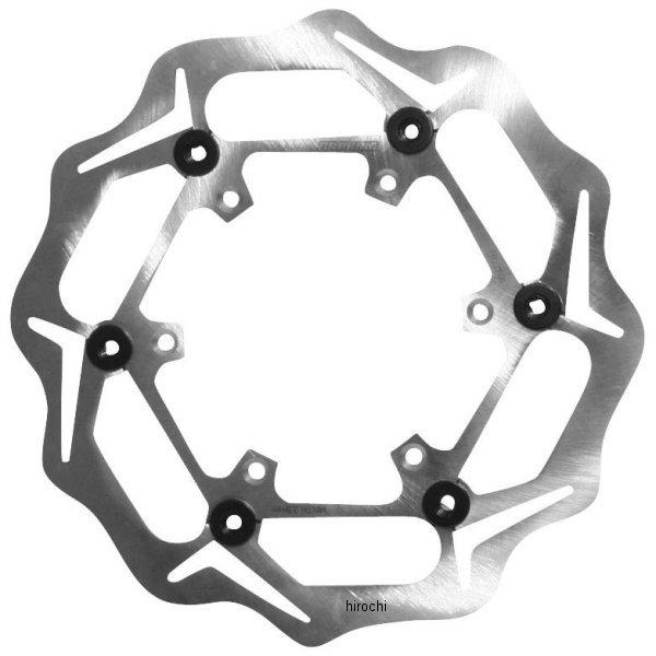 【USA在庫あり】 ブレーキング ブレーキローター BATFLY オーバーサイズ 直径270mm フロント 05年-09年 RM-Z450、RM-Z250 ステンレス 795639 HD店
