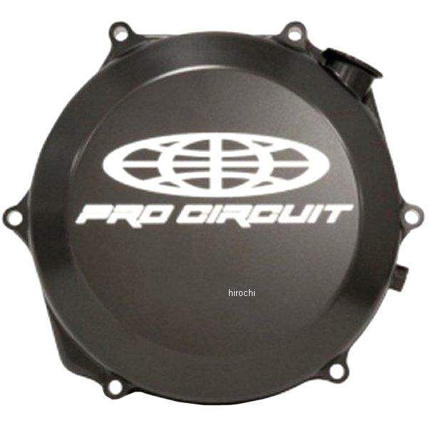 【USA在庫あり】 プロサーキット Pro Circuit クラッチカバー 05年-07年 RM-Z450 黒 0940-0450 HD店