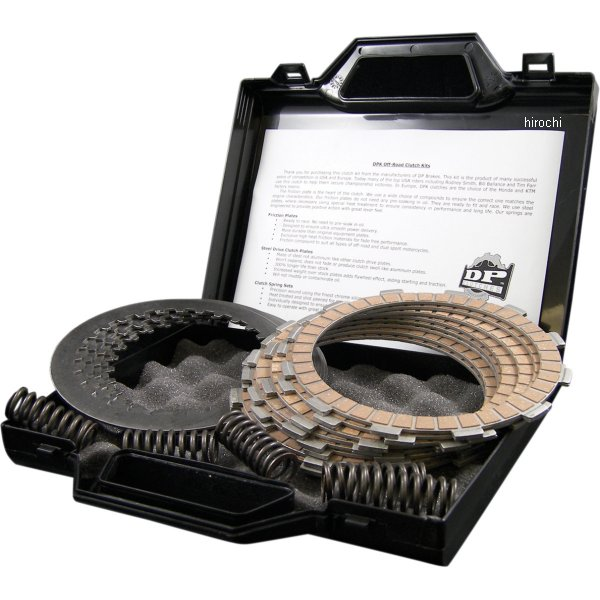 【USA在庫あり】 DPブレーキ DP Brakes クラッチキット 99年-09年 Gas Gas EC 200 1131-0144 HD店