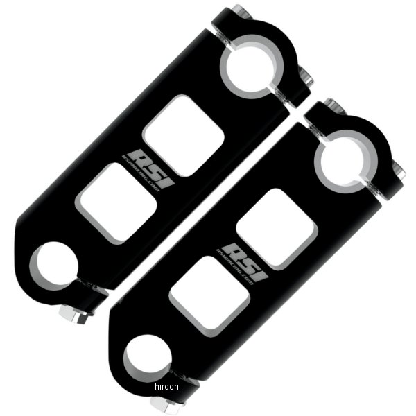 【USA在庫あり】 レースショップ Race Shop ハンドルバー ライザー ピボット 6インチ(152mm) 左右ペア 0602-0224 HD店