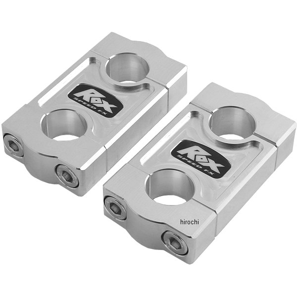 【USA在庫あり】 ロックス スピード FX Rox Speed FX ライザー 2インチ高 T型ステム 7/8インチ 0602-0647 HD店