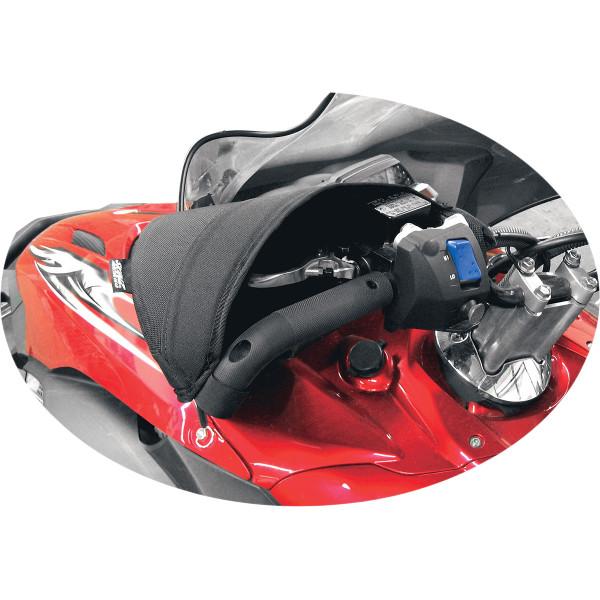 【USA在庫あり】 スキンズ プロテクティブ ギア Skinz Protective Gear ハンド ガード Pro 黒/黒(左右ペア) 0635-0374 HD店