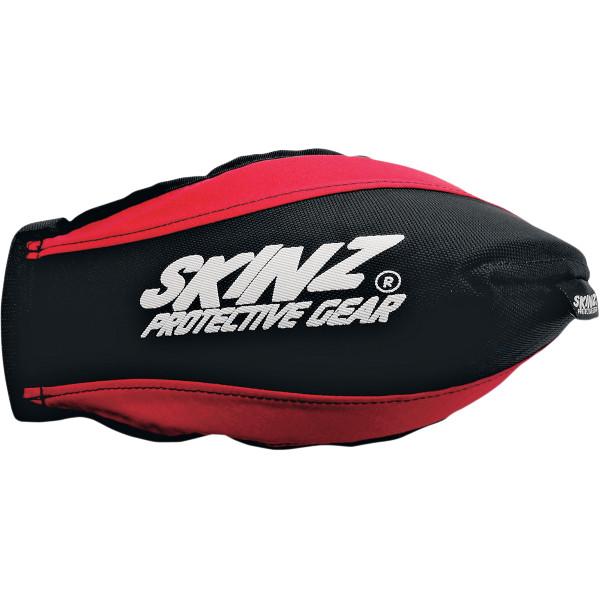 【USA在庫あり】 スキンズ プロテクティブ ギア Skinz Protective Gear ハンド ガード Pro 黒/赤(左右ペア) 0635-0375 HD店