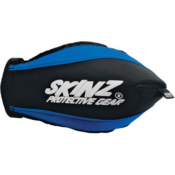 【USA在庫あり】 スキンズ プロテクティブ ギア Skinz Protective Gear ハンド ガード Pro 黒/青(左右ペア) 0635-0376 HD店