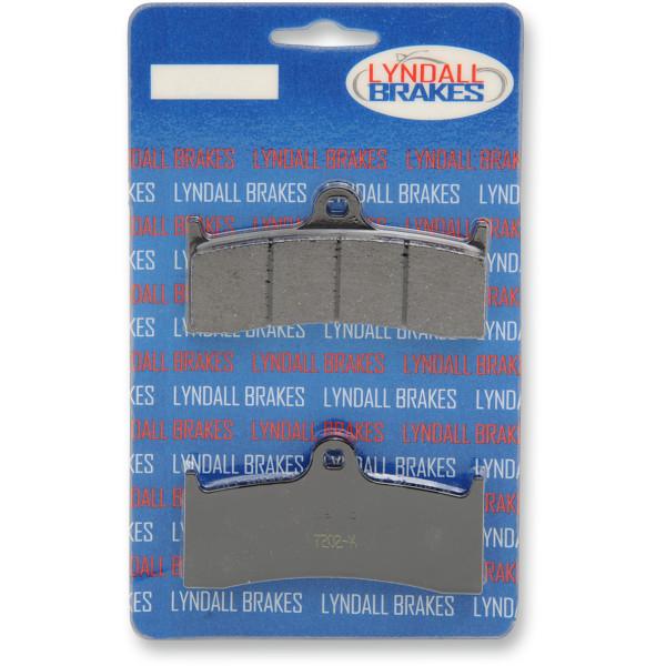 【USA在庫あり】 リンダル Lyndall Racing Brakes ブレーキパッド フロント デュポン オーガニック 42386-98Y/ H0300.F 1720-0463 HD