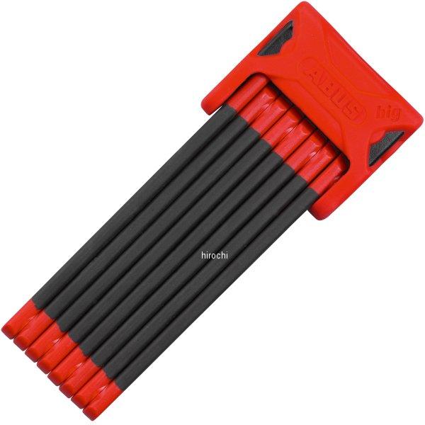 アブス ABUS ボルドー 6000 ビッグ 折りたたみロック 5mmX120cm 赤 4003318541292 HD店