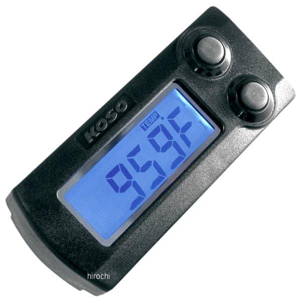【USA在庫あり】 コソ(KOSO) シングル EGT メーター/標準EGTセンサー付き 2212-0272 HD