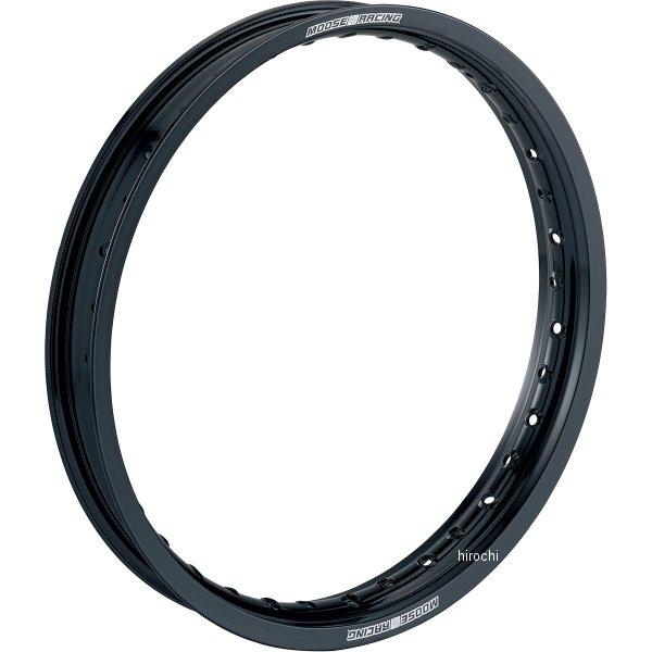 【USA在庫あり】 ムースレーシング MOOSE RACING アルミリム リア 2.50x18 98年以降 KTM 黒 0210-0316 HD店