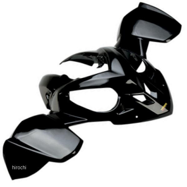 【USA在庫あり】 メイヤー maier フロントフェンダー 03年-07年 ポラリス Predator 500 黒 1404-0148 HD店