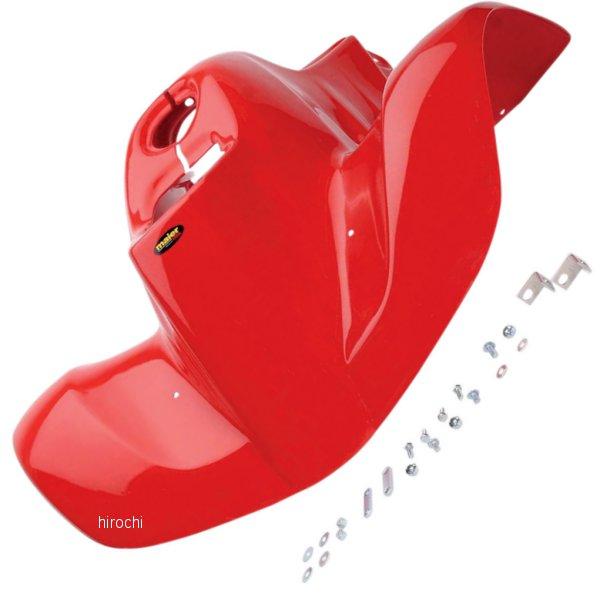 【USA在庫あり】 メイヤー maier フロントフェンダー 93年-05年 ホンダ TRX90 ファイティング赤 M11695-12 HD店