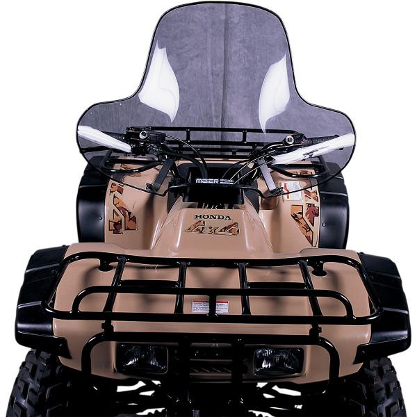 【USA在庫あり】 メイヤー maier 汎用 ウインドシールド 取付金具付 ヘッドライト部カット無 M46030 HD店