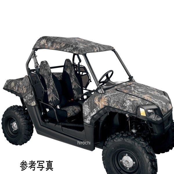 【USA在庫あり】 ムース MOOSE Utility Division ルーフ 01年-08年 ポラリス Ranger 500 黒 MUDPR-108 HD店