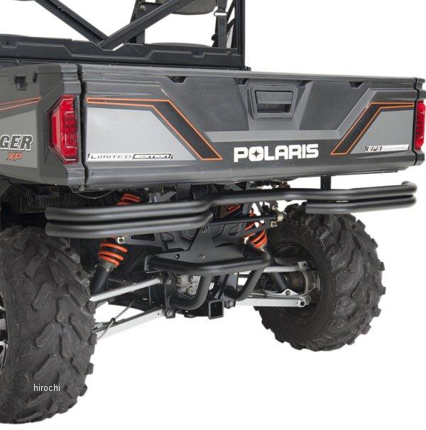 【USA在庫あり】 ムース MOOSE Utility Division リアバンパー 13年-14年 ポラリス Ranger 900 XP 黒 0530-1343 HD店