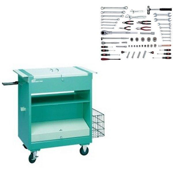 KTC 京都機械工具 大型車整備用工具セット SK302-KC HD店