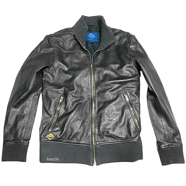 グルーヴ GROOOVE レザージャケット ライダースブルゾン シープレザー ネイビー Lサイズ G-BL01 HD店