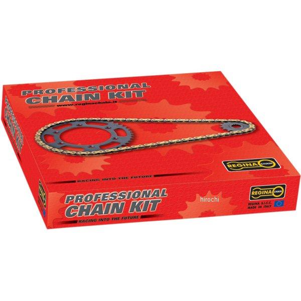 【USA在庫あり】 レジーナ REGINA チェーン&スプロケットセット 05年-07年 ポラリス Predator500 1230-0342 HD店