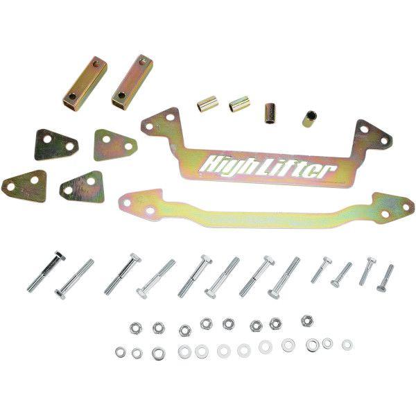 【USA在庫あり】 ハイリフター High Lifter リフトアップキット 1-2インチ 25-50mm アップ 06年-13年 カワサキ KVF650i 4駆専用 キット 1304-0469 HD