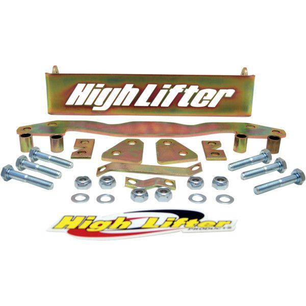 【USA在庫あり】 ハイリフター High Lifter リフトアップキット 1-2インチ 25-50mm アップ 12年-13年 ホンダ TRX500 Foreman 4駆専用 キット 1304-0539 HD