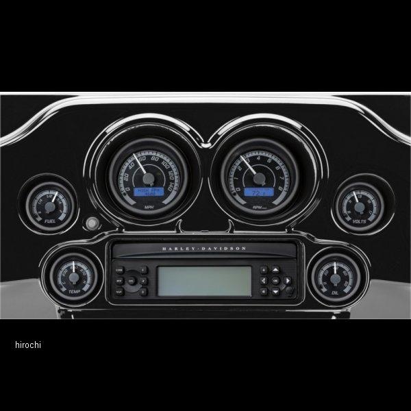 【USA在庫あり】 ダコタデジタル Dakota Digital メーター (6個入り) 96年-03年 黒/グレー/黒 2212-0567 HD