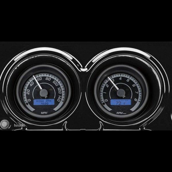 【USA在庫あり】 ダコタデジタル Dakota Digital メーター (2個入り) 96年-03年 黒/グレー/黒 2212-0573 HD