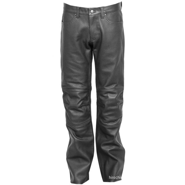 2262 カドヤ KADOYA レザーパンツ PL-PANTS 2 黒 3XLサイズ 2262-1/BK/3L HD店