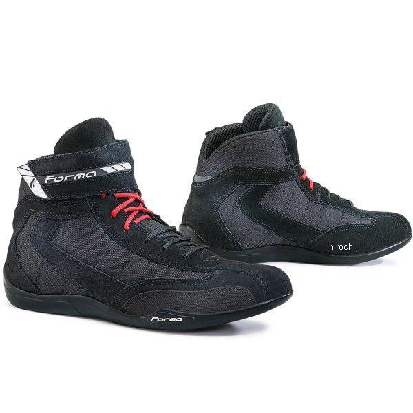 フォーマ FORMA オンロードブーツ ROOKIE PRO 黒 42サイズ(26.5cm) 4950545116802 HD店