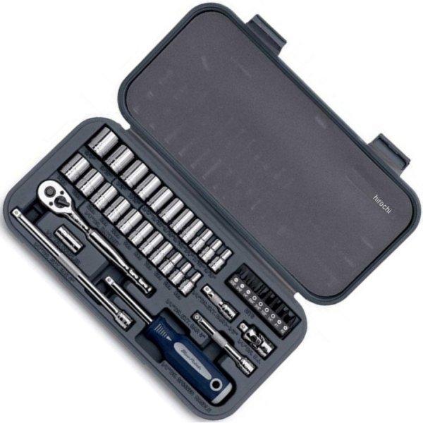スナップオン Snap-on ブルーポイント 汎用サービス 1/4インチ ドライブ 38個 セット BLPGSS1438 HD店